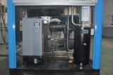 de staaf van 8/10/13, compressie 75 kW, SPM420 In twee stadia & de luchtcompressor Met dubbele frekwentie van de Schroef van de Omschakelaar van de omzettings Permanente Magneet