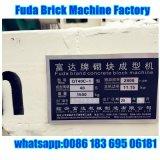 Máquina do bloco da cinza de mosca da tecnologia de Alemanha de China