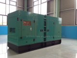 Gerador silencioso do Sell 60kw/75 kVA Cummins da fábrica do Ce (GDC75*S)