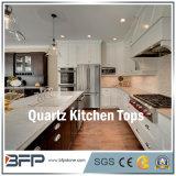 Pedra natural popular de quartzo 2016 para a bancada da cozinha