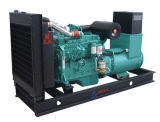 Courant alternatif Three Phase Silent Type 50kw Diesel Generating