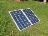 캐라반으로 야영을%s Foldable 200W 태양 전지판