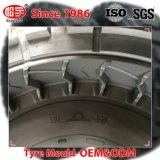 Construção de duas peças de aço do molde Molde pneu sólido para 10t Heavy Truck