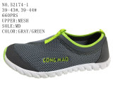 Trois couleurs maille Hommes chaussures occasionnel