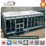 Tente commerciale noire en aluminium de cube à vendre
