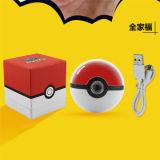 Le rétablissement 3 Pokemon vont côté portatif de pouvoir de chargeur de Pokeball Pokemon