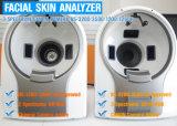 varredor facial da análise do analisador do diagnóstico da pele do espelho mágico UV do RGB do pixel 15mega