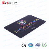 Design personalizado Cartão de Freqüência Dupla de RFID de Lealdade
