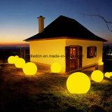 Свадьбу освещения идей пластиковые RGB шарик декоративного освещения