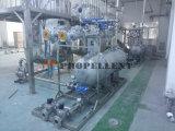Sistema/unidades inteligentes industriales del cambiador de calor