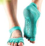 Цветастые носки йоги оптовой продажи конструкции