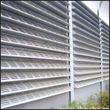 Cerca de la barrera de sonidos de la pared de la barrera de sonidos de barrera de sonidos