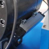 Sertisseur en caoutchouc hydraulique de boyau de commande numérique par ordinateur de qualité
