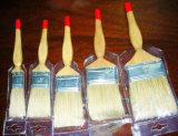 Spazzola di legno lunga della maniglia del pennello del radiatore con la setola bianca
