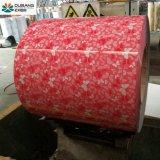 Цвет покрыл стальную конструкцию картины цветка катушки катушки PPGI стальную