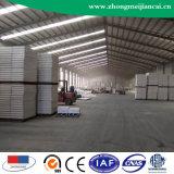 Placa de teto de gesso laminado de PVC com revestimento de alumínio238