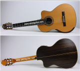 Гитара классики Aiersi мастерская Cutway электрическая Smallman