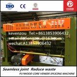 China servomotor completo barniz Máquina automática de Core Compositor