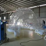 Надувные огромный купол палатка / надувные изделия поездки палатку для установки вне помещений
