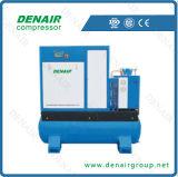 De Compressor van de Lucht van de energie met de Tank van de Lucht