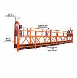 Hot Sale Secure Site de Construction de la plate-forme de travail pour l'Zlp630, Zlp500, Zlp800