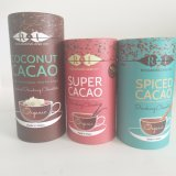 El cilindro de 250 g de café tostado en grano cajas de embalaje de los proveedores