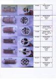 菫青石の陶磁器2Pin発熱体