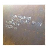 Высокая прочность горячей перекатываться Нм500 износной пластины
