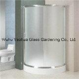 3-12mm замороженное кисловочное стекло Etced для ванной комнаты/стекла двери