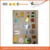 Aufkleber des hochwertige selbstklebende kundenspezifische Sicherheits-Anti-Fälschenhologramm-3D