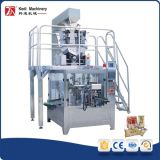 Zipper Pouch Packing Machine for Cashew Nuts