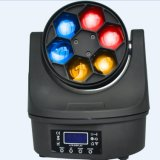Abeja de la fábrica del OEM la alta mini Eyes la cabeza móvil ligera de la viga del LED