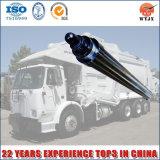 Hydraulischer teleskopischer Zylinder für Abfall-LKW