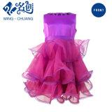 花嫁衣装の結婚式のチュチュの服の女性は党摩耗の服に玉を付けた