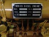 de Open Diesel van de Stroom 10kVA -250kVA Reeks van de Generator met Ricardo Engine/Genset