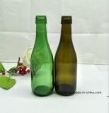 昇進のカスタム深緑色の赤ワインのびん(1076年)