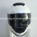 二重バイザーが付いているECEの太字のヘルメット