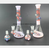 Rosafarbene, purpurrote Wasser-Rohr-Filter-Wiederanlauf-Schläuche