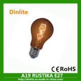 A19 E27 ampoule décorative vintage