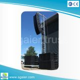 Aufrechtes Portable Speaker Truss für Outdoor Sound und Line Array
