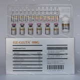 Glutatione IV Injectable de Ele 100g para a pele que Whitening &Lightening