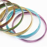Lo sforzo magico dell'anello di flusso del giocattolo di flusso allevia l'anello di flusso della molla del giocattolo
