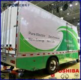 paquete de la batería recargable de 3500times 3.2V 200ah LiFePO4 para el coche eléctrico