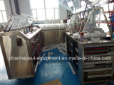 O PVC/PE Materical Embalagem para Supositório Via formando enchimento máquina de Vedação