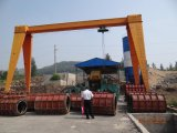 Труба подвеса тавра Shengya закручивая усиленная сталью делая машину в Африке