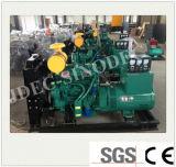 Los pequeños 90 kw de potencia del motor generador de biomasa 100kw