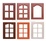 Heißer Verkaufs-Glasküche-Tür-Entwurf
