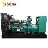 Weichaiのディーゼル機関150kVAを搭載する工場価格120kwの無声ディーゼル発電機