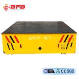 Tambor de cable de alimentación eléctrica personalizable Trackless tráiler con dispositivo de seguridad