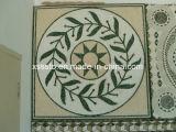 Натурального мрамора каменной мозаики моделей